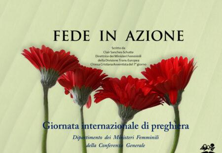 Giornata Internazionale di Preghiera delle Donne Avventiste – 2012 (cartoline – powerpoint)