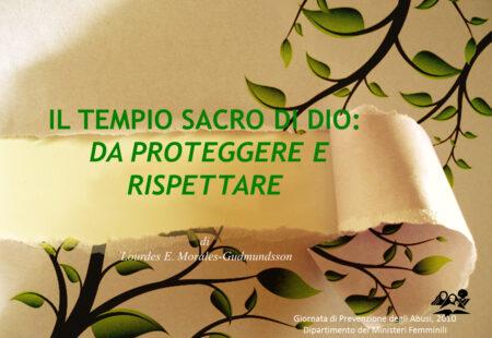 Giornata Internazionale di Prevenzione degli Abusi – 2010 (ppt)