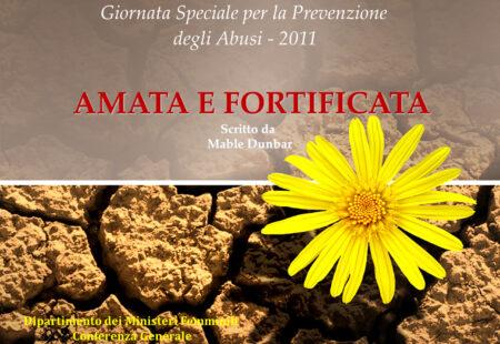 Giornata Internazionale di Prevenzione degli Abusi – 2011 (sermone + ppt)