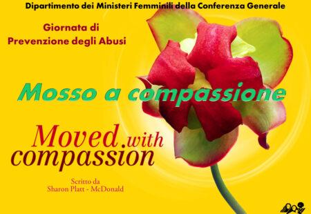 Giornata Internazionale di Prevenzione degli Abusi – 2012 (volantino/segnalibro)