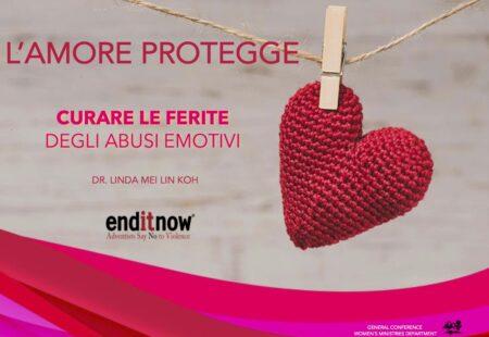 Giornata Internazionale di Prevenzione degli Abusi (enditnow) – 2017